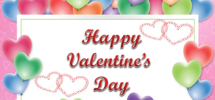 HAPPY VALENTINE'S DAY !!!!