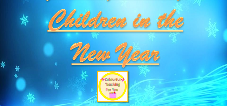 A Positive Twist to Your Child's New Year's Resolution!
