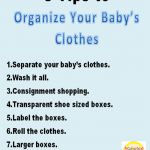 Organize Your Baby's Clothes With Me!