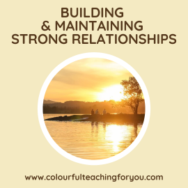 Building and Maintaining Strong Relationships