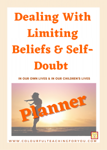 Dealing With Limiting Beliefs & Self-Doubt - Planner